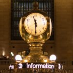 Central Station clock