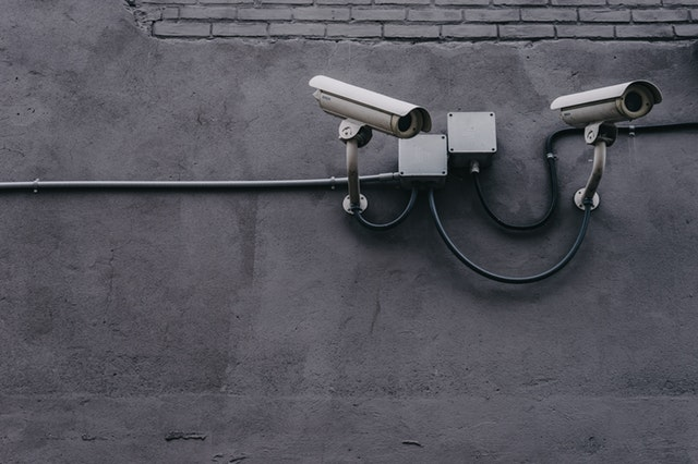 With camera you can maintain security during a NYC move.