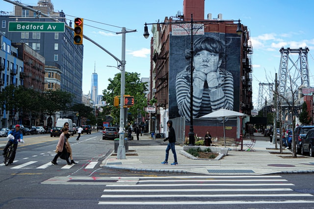 Williamsburg, Brooklyn, read about Moving to a historic house in Williamsburg